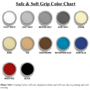 SafeGrip SoftGrip Colors